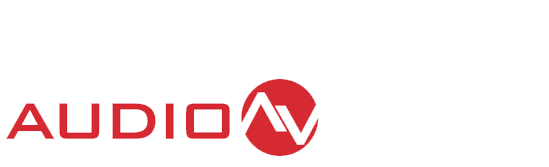 trust audio video logo